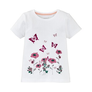 NAME IT  T-Shirt Vix Schmetterling