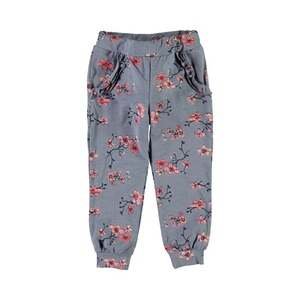 NAME IT  Pantalon de jogging Fleurs