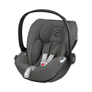 Cybex PLATINUM Cloud Z i-Size Babyschale mit Liegefunktion  Manhattan Grey
