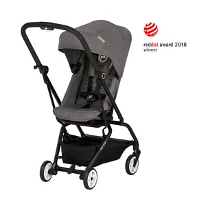 CYBEX GOLD Eezy S Twist Buggy mit Liegefunktion  Manhattan Grey