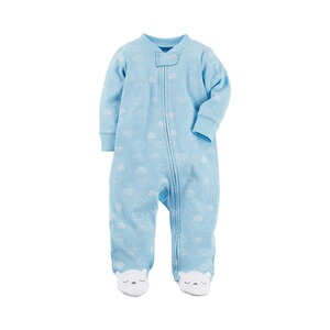 CARTER´S  Sweat-Overall Wolken