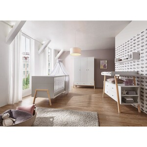 Schardt  3-tlg. Babyzimmer Holly Nature