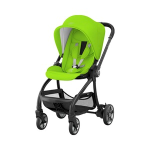 KIDDY  Evostar Light 1 Kinderwagen  Spring Green