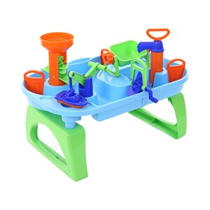 WADER QUALITY TOYS  Wasserspieltisch Bath World 2