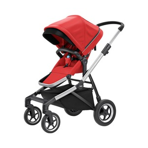 THULE  Sleek Kinderwagen  Energy Red