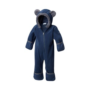 Columbia  Fleece-Overall Tiny Bear  marine
