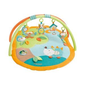 Fehn  Spielbogen mit 3-D-Activity-Decke Sleeping Forest