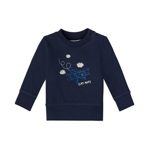 SANETTA EAT ANTS Sweatshirt Flieger