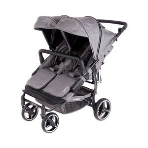 Baby Monsters  Zwillings- und Geschwisterwagen Easy Twin 3.0S  texas