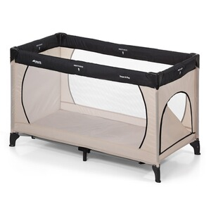 Hauck  Reisebett Dream´n Play Plus  beige grey