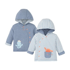 Bornino SEASIDE Wendejacke