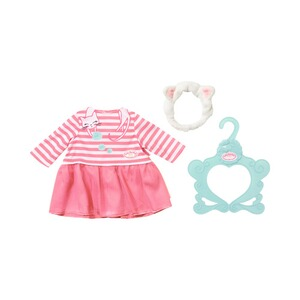 ZAPF BABY ANNABELL Outfit Kleid Katzenberger