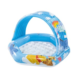 Intex DISNEY WINNIE PUUH Baby-Pool mit aufblasbarem Boden