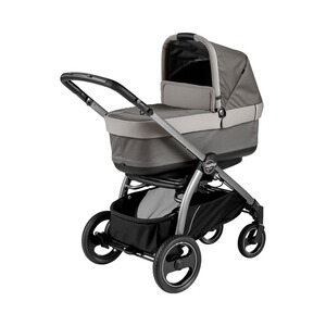 Peg Perego  Book S Pop-Up Modular Kombikinderwagen Trioset  Class Grey