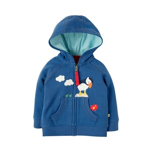 Frugi  Sweatjacke Vogel Puffin