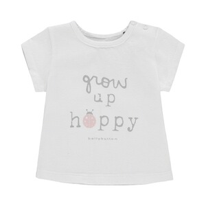 Bellybutton  T-Shirt grow up happy