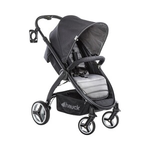 Hauck  Lift Up 4  Buggy mit Liegefunktion  Caviar/Stone