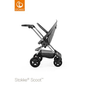 Stokke® SCOOT V2 Kinderwagen  black melange