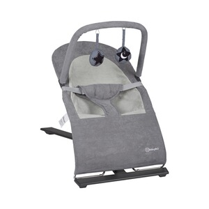 babyGO  Babywippe Fancy  grey