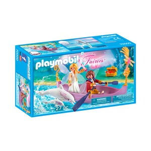 Playmobil® FAIRIES 70000 Romantisches Feenboot