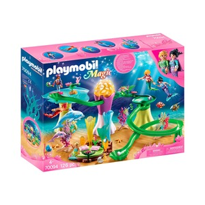 Playmobil®MAGIC70094 Korallenpavillon mit Leuchtkuppel 1