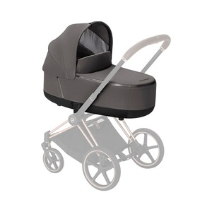 Cybex PLATINUM Tragewanne Priam Lux  Manhattan Grey