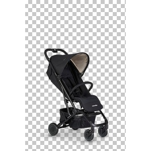 Easywalker  Buggy XS mit Liegefunktion  night black
