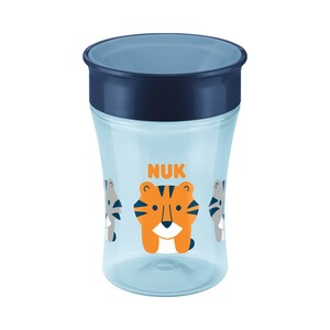 NUK  Trinklernbecher Magic Cup 230 ml  blau