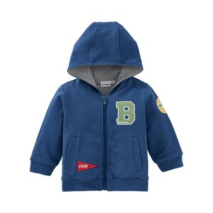 Bornino College Boys Sweatjacke mit Kapuze