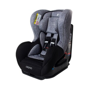 Osann  Safety Baby Kindersitz  black melange