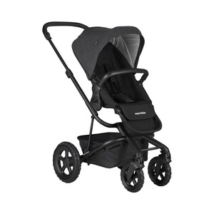 Easywalker  Harvey² All Terrain Kinderwagen  night black