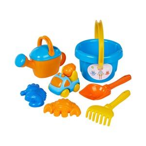 Sandspielzeug Set Strandspielzeug für Sandkasten mit Kipper und Gießkanne 20tlg