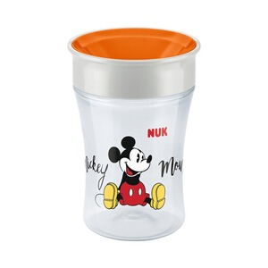 NUK  Trinklernbecher Magic Cup 230 ml  orange