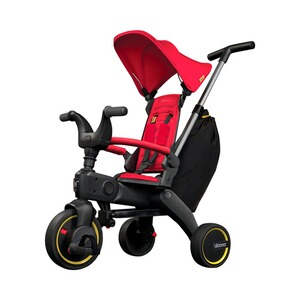 Doona  Dreirad Liki Trike S3  Flame Red / rot