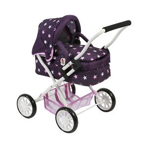 Babypuppen & Zubehör Puppen & Zubehör Puppenwagen Puppen Zubehör Spielpuppenwagen Spielzeug Kinderspielzeug Kind Spiel