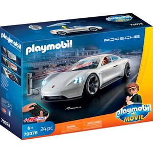 Playmobil®PORSCHE70078 The Movie Rex Dasher's Porsche Mission E 1