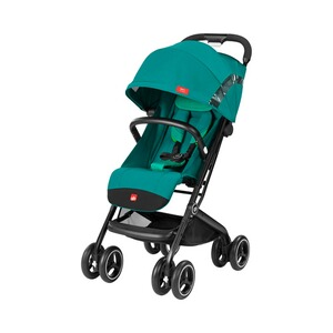 gb GOLD Qbit+ All Terrain Buggy  Laguna Blue