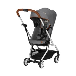 Cybex GOLD Eezy S Twist Denim Collection Buggy mit Liegefunktion  Manhattan Grey
