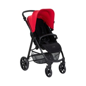 ABC Design  Okini Buggy mit Liegefunktion  berry