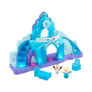 Fisher-Price DISNEY FROZEN Spielset Elsas Eispalast Frozen Little People