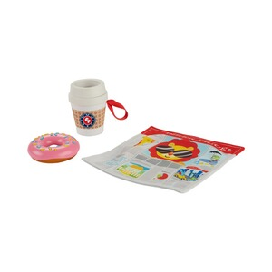 Fisher-Price  Rassel Coffee-to-Go Baby Set