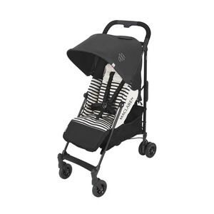 Maclaren  Quest ARC Buggy mit Liegefunktion  railroad stripe