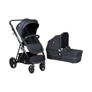 babyGO  Vogue Kombikinderwagen  dark grey