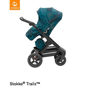 Stokke® TRAILZ Kinderwagen Terrain Limited Edition  freedom