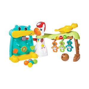 Infantino  Activity Center Spieleland  4in1