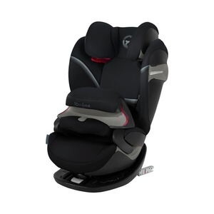 Cybex GOLD Pallas S-Fix Kindersitz  Deep Black