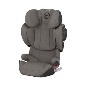 Cybex PLATINUM Solution Z-Fix Plus Kindersitz  soho grey