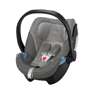 Cybex GOLD Aton 5 Babyschale  Soho Grey