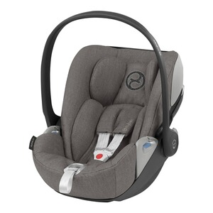 Cybex PLATINUM Cloud Z i-Size Plus Babyschale mit Liegefunktion  soho grey