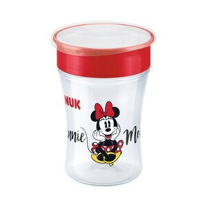 NUKDISNEY BABYTrinklernbecher Magic Cup 230 ml  rot 1